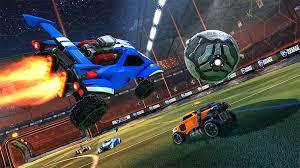 rocket league car
