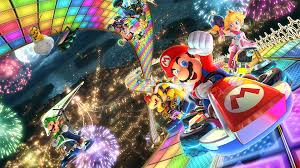 Mario Kart 8D