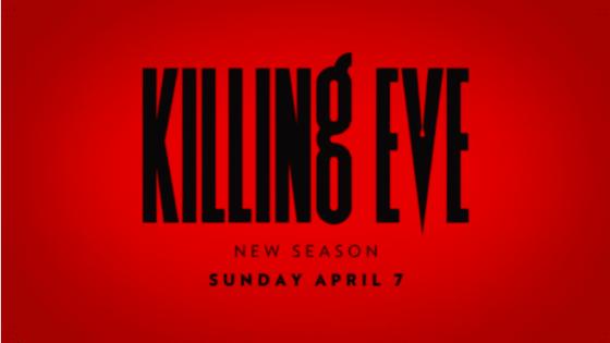 Killing Eve Season 2 Poster