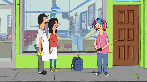 Bobs Burgers (If You Love It So Much Why Dont You Marionette 2)