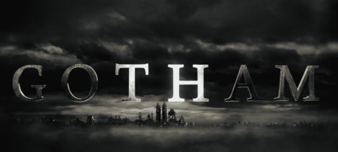 Gotham season 2 title card
