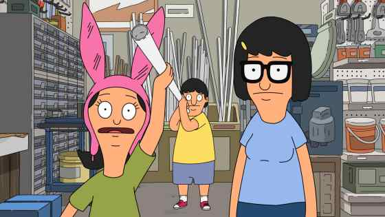 Bobs Burgers (PTA It Aint So 2)