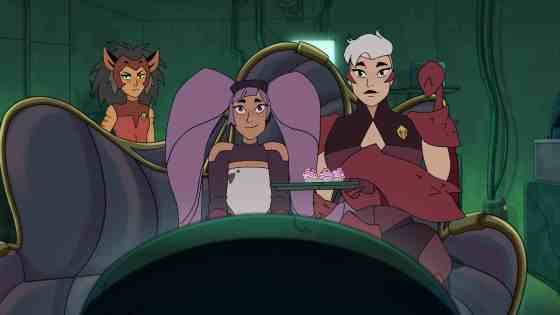 She-Ra Season 2 (Horde Squad)