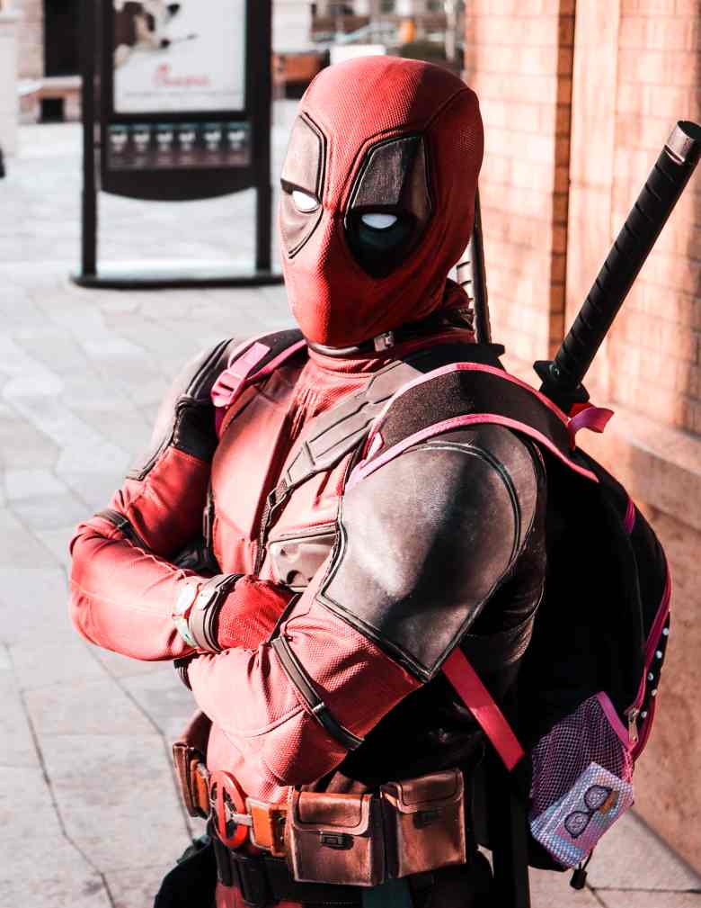 Deadpool Mateo