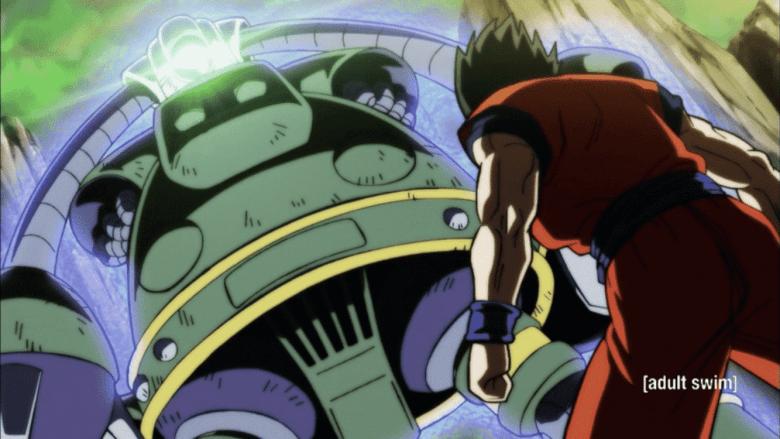 Dragon Ball Super Episode 120