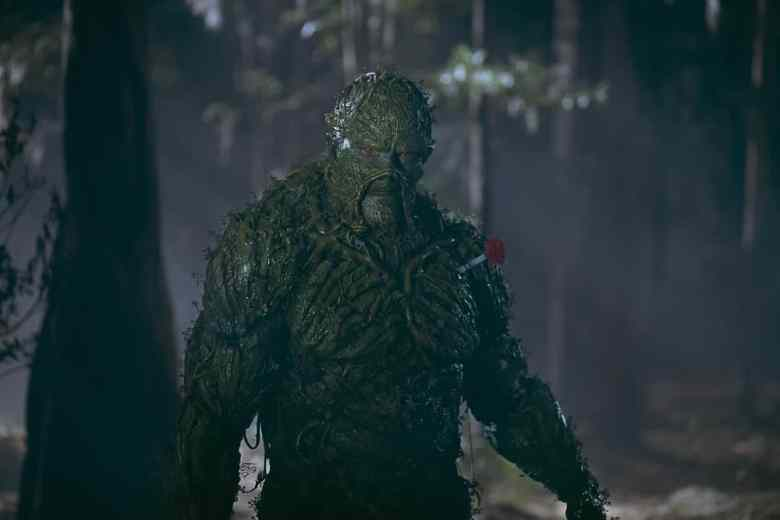 Swamp Thing 106 1