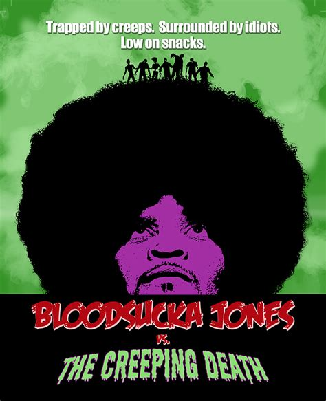 bloodsucka jones VS the creeping death cover