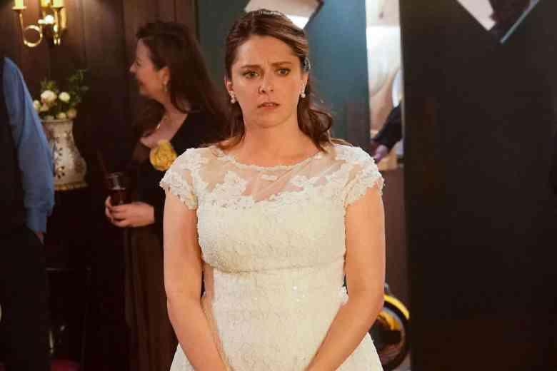 Crazy Ex Girlfriend Wedding Dress