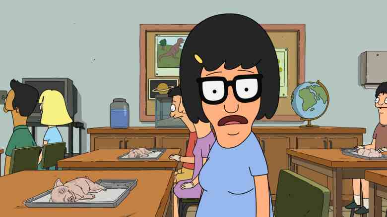 Bobs Burgers (Pig Trouble In Little Tina 1) (904)