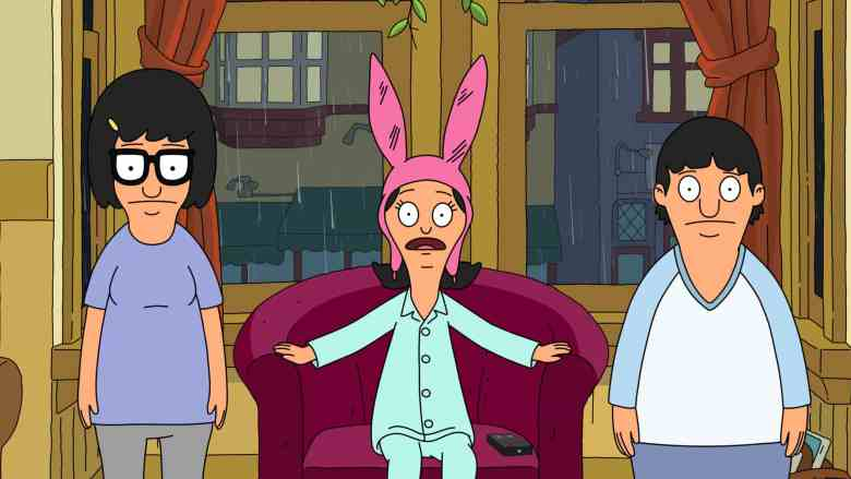 Bobs Burgers (908 Land Of The Loft (5))
