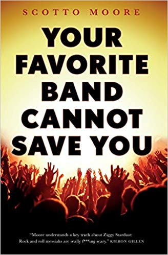 Cover of Your Favorite Band Cannot Save You which features a cheering crowd.