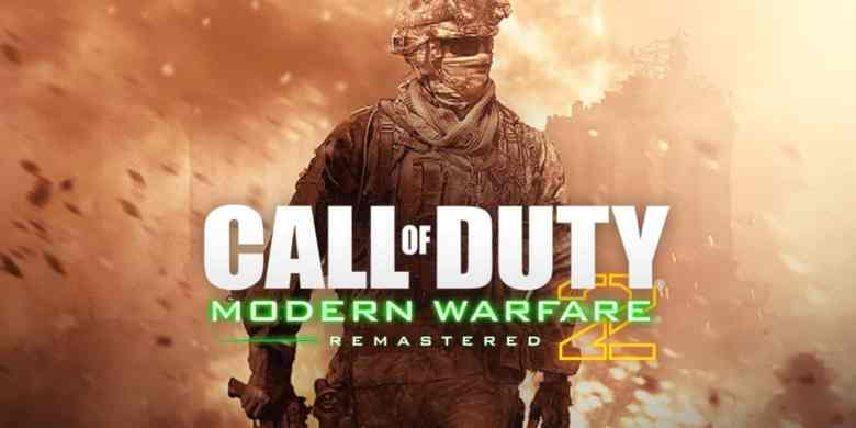 Call-Of-Duty-Modern-Warfare-2-Campaign-Remastered-Poster