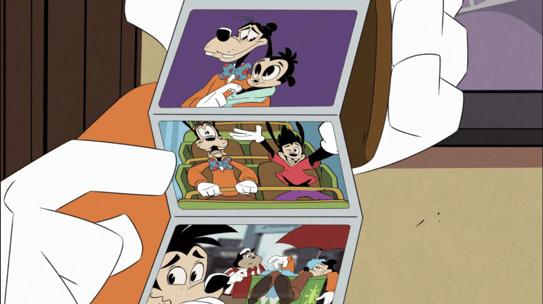 DuckTales Reboot-Goofy and Max