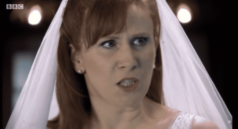 Doctor Who-Catherine Tate as Donna Noble