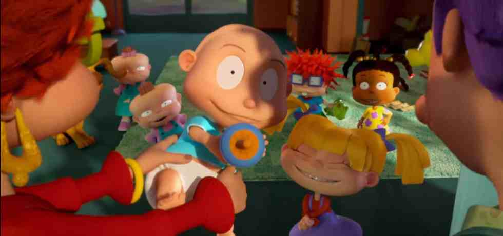 Rugrats Revival Opening