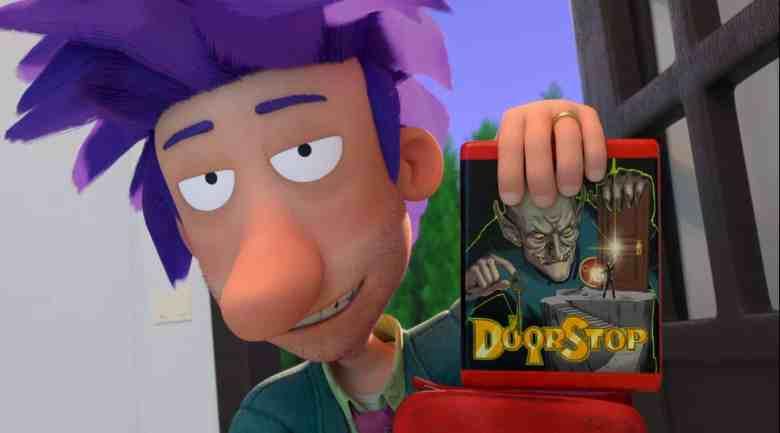 Rugrats Revival-Stu Embraces his Inner Millennial