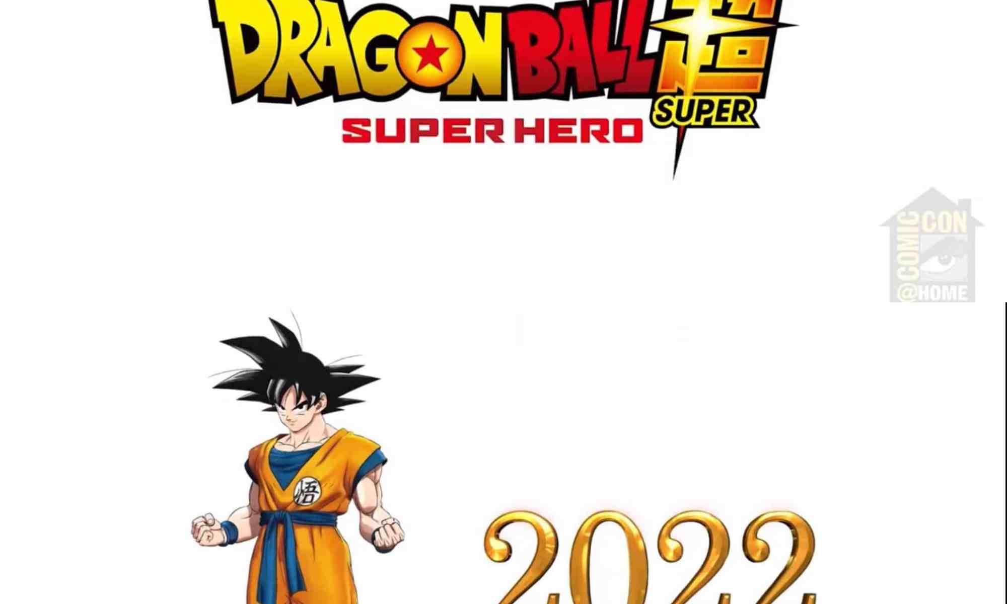 SDCC 2021 Dragon Ball Special Panel-Dragon Ball Super Super Hero