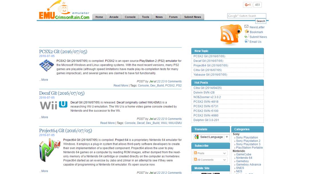 emucr-website-latest-emulator-downloads