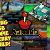 Amazing RetroPie Raspberry Pi 4 Image! Great Emulation & Tons Of Games! 128gb Damaso Nostalgia Trip