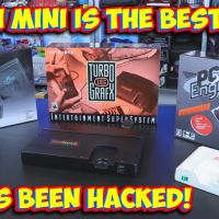 TurboGrafx-16 Has Been Hacked & Which Is The Best Mini Console? TG-16, Core Grafx Or PC Engine?