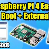 Raspberry Pi 4 Easy Multi Boot + External SSD - Berry Boot Tutorial