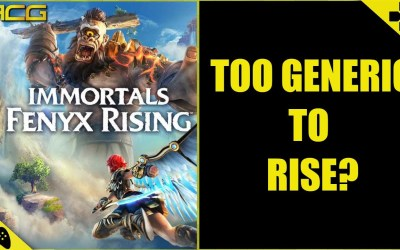 Immortals Fenyx Rising Preview/Impressions – Too Generic To Rise?