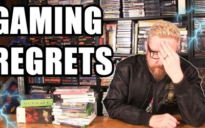 VIDEO GAMING REGRETS – Happy Console Gamer