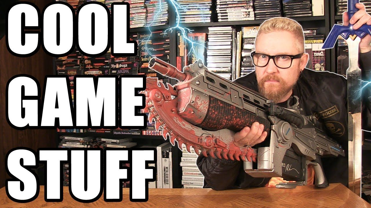 COOL GAME STUFF – Happy Console Gamer