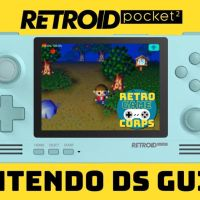 Nintendo DS on the Retroid Pocket 2