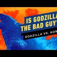 Is Godzilla The Bad Guy In Godzilla vs. Kong?