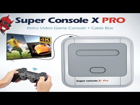 Super Console X Pro ….. It is already HERE ? 😅