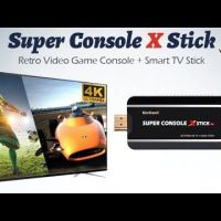 Super Console X Stick / Plug and Play HDMI Retro Console ?