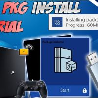 PS4 Auto Pkg Install Tutorial | Installing Pkg's Without Debug Settings