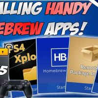 (EP 3) Install & Setup Useful Homebrew Apps on PS4 (7.55 or Lower)
