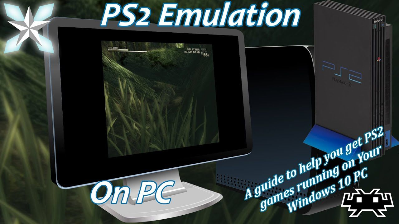[PC] Retroarch PS2 Emulation Setup Guide