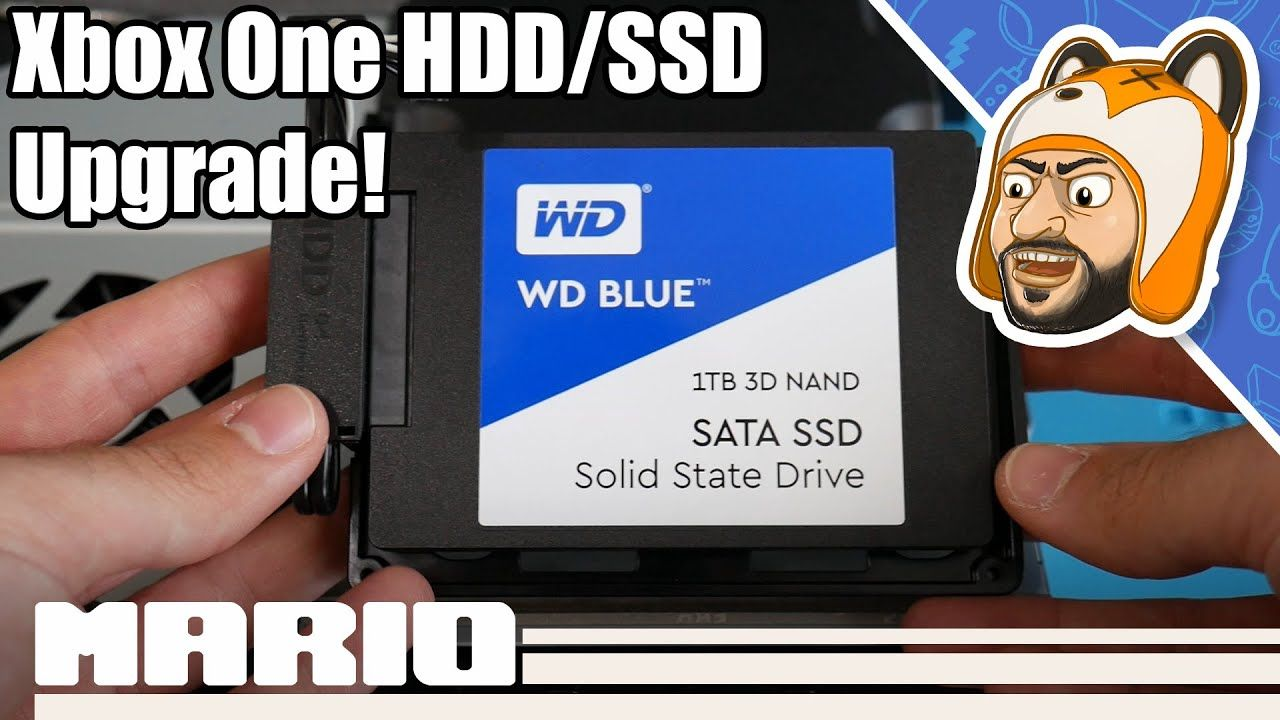 How to Upgrade/Replace Your Xbox One HDD! – SSD/HDD Upgrade Guide for X1, One S, One X