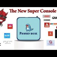 Powky Box is HERE / The Super Console X Nemesis ?