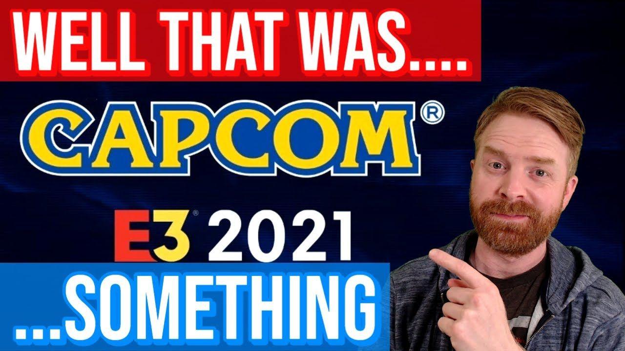 Street Fighter 6 – Capcom E3 2021