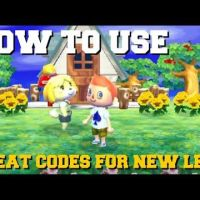 HOW TO USE CHEAT CODES FOR ANIMAL CROSSING NEW LEAF ON CITRA EMULATOR!