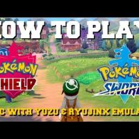 HOW TO PLAY POKEMON SWORD AND SHIELD ON PC IN 60FPS & 4K ON YUZU AND RYUJINX EMULATOR GUIDE! 2021