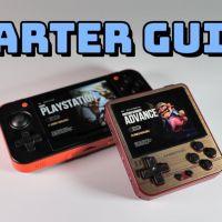 RG350 & RG280 Series Starter Guide (Adam image)