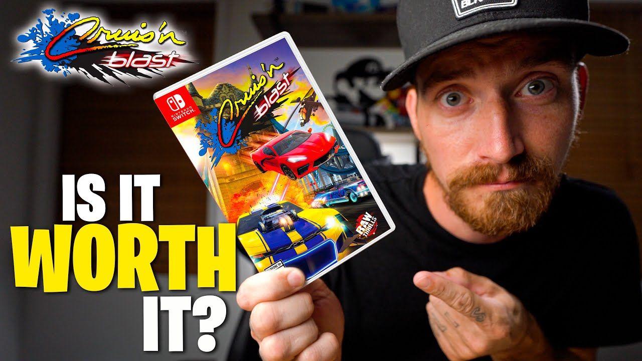 Is Cruis'n Blast on the Nintendo Switch Worth It? – CRUIS'N BLAST Nintendo Switch Review