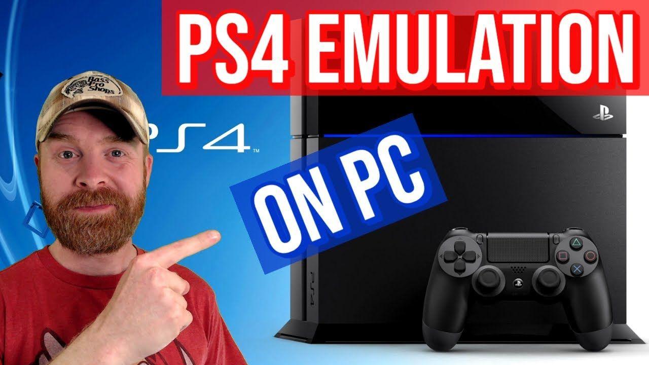 PS4 Emulation on PC: Spine Emulator