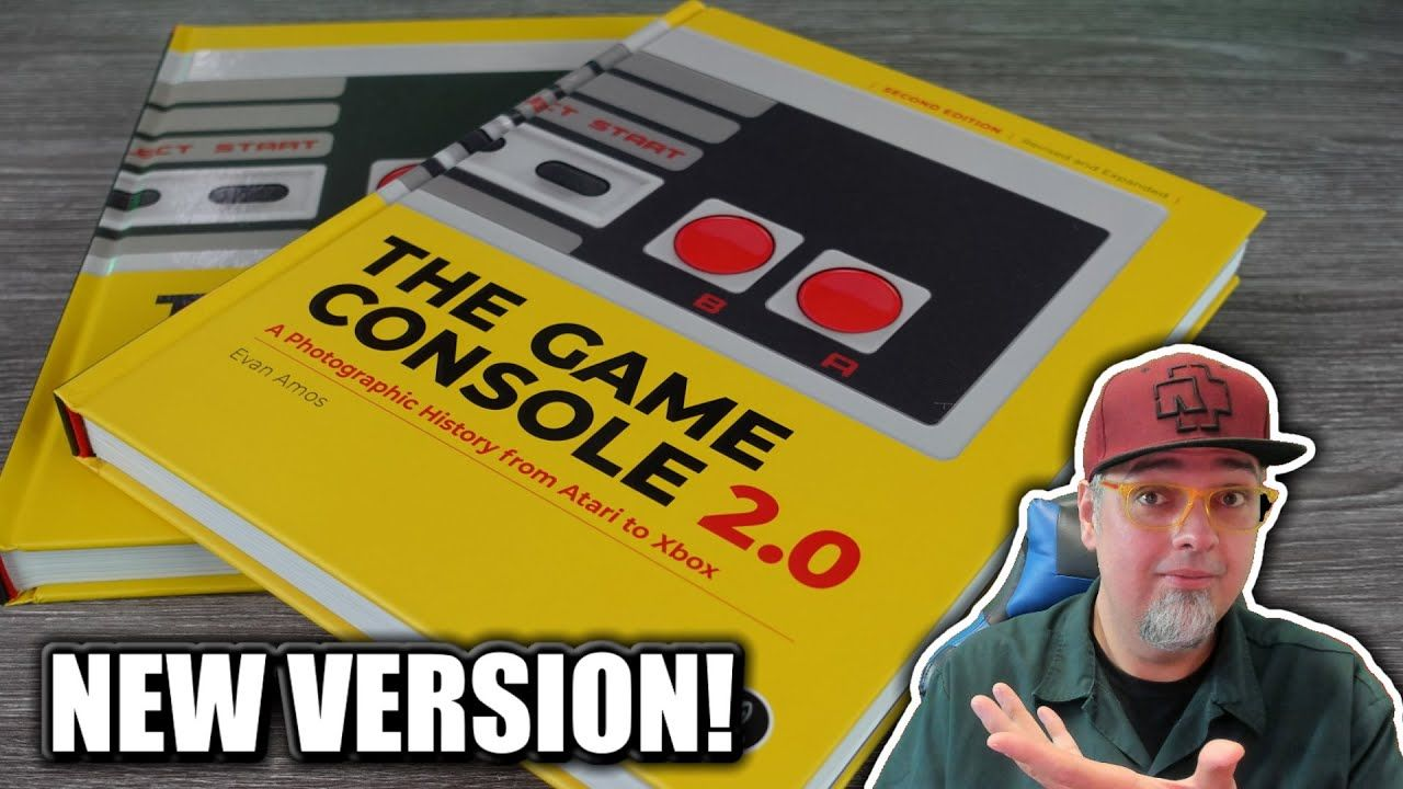 From Atari To XBOX & BEYOND! The Game Console 2.0 Photographic History Of Game Systems!