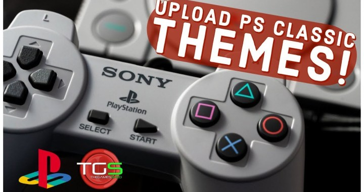 How to add new themes – PS Classic Quick Tips #5