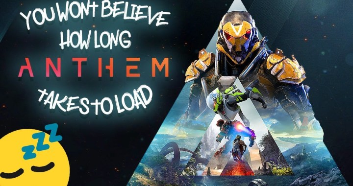 Just how long are Anthem load screens?