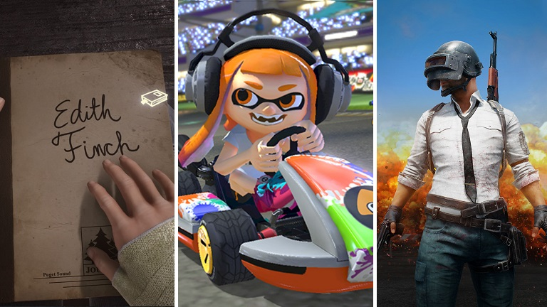 The Gaming Outsider Podcast – Episode 143: Mario Kart, Edith Finch & Battle Royales