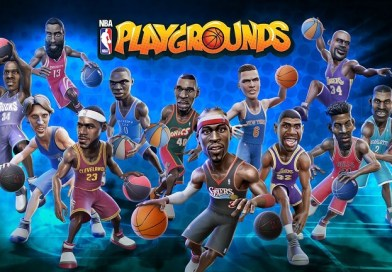 NBA Playgrounds Review: Just a Little Razzle Dazzle