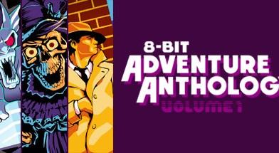 8-Bit Adventure Anthology Volume 1