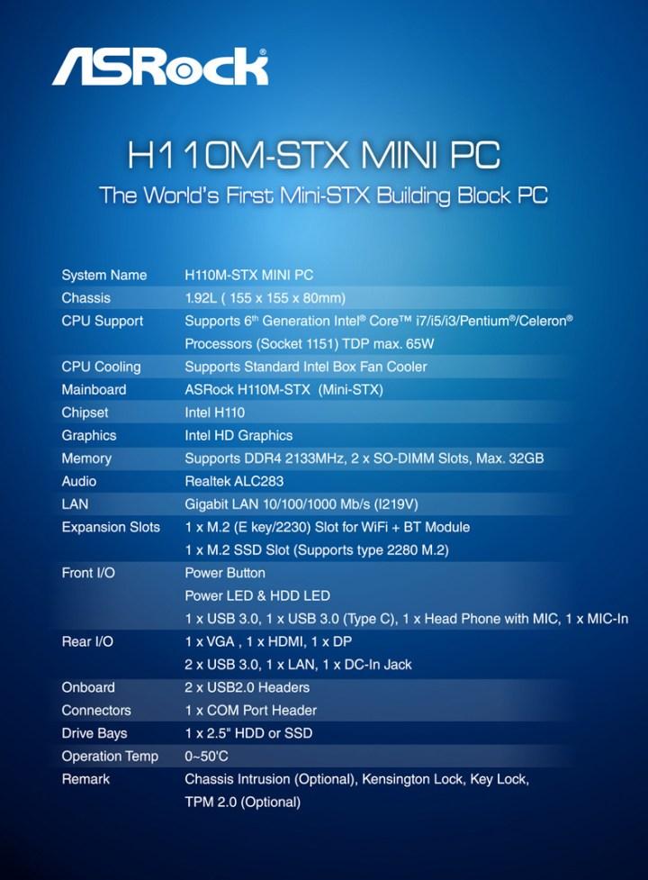 ASRock H110M-STX (5)
